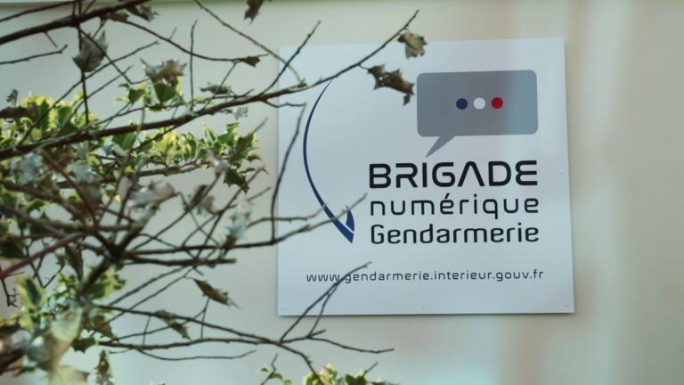 Ouverture de la Brigade numérique